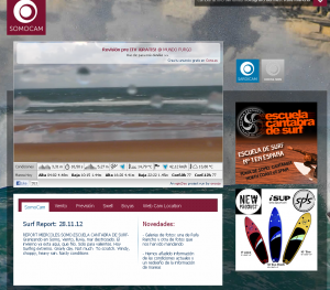 Live Streaming WebCam SurfCam Situated in Somo Cantabria Northern Spain nalusurf 300x263 Nueva webcam de surf en SOMO webcam surf webcam somo somocam  Marketing Digital Surfing Agencia