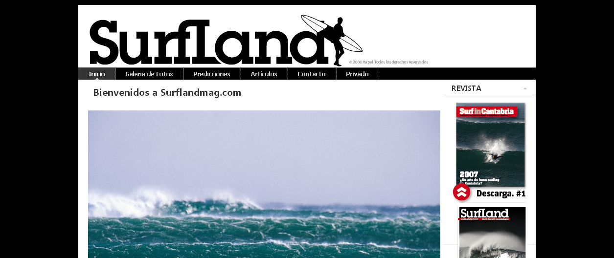 fireshot capture 34 bienvenidos a surflandmag com surflandmag com Dragon Mistery Tour  Marketing Digital Surfing Agencia
