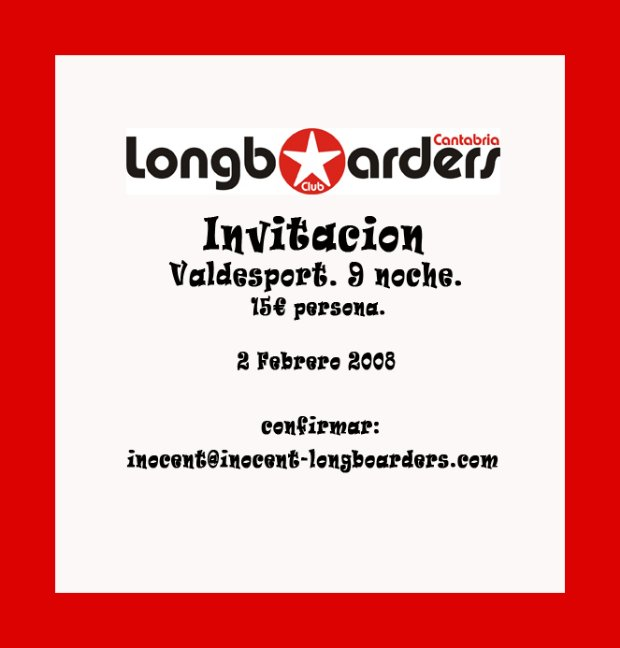invitacion copia 620x648 Invitacion a la cena del Longboarders Club Cantabria  Marketing Digital Surfing Agencia